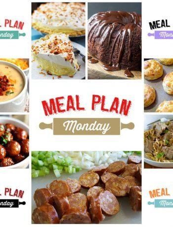 Meal Plan Monday #96
