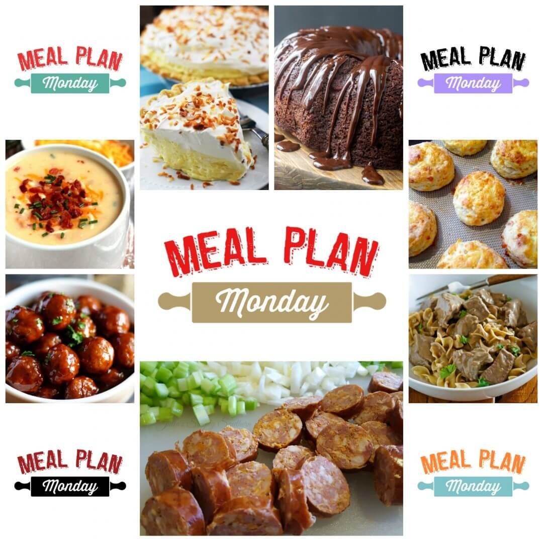 Meal Plan Monday #96