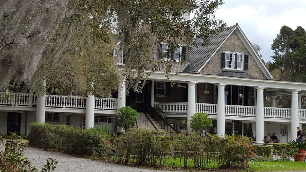 plantation home in South Carolina