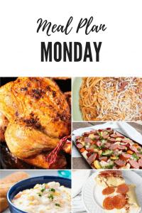 Meal Plan Monday #102