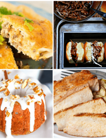 The best free meal planning recipes