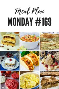 Meal Plan Monday #169 with free healthy meal planning recipes, including tomato sandwich, The Spicy Southerner sandwich, Dill Pickle and Vidalia grilled cheese, mud hen bars, and fresh corn salad