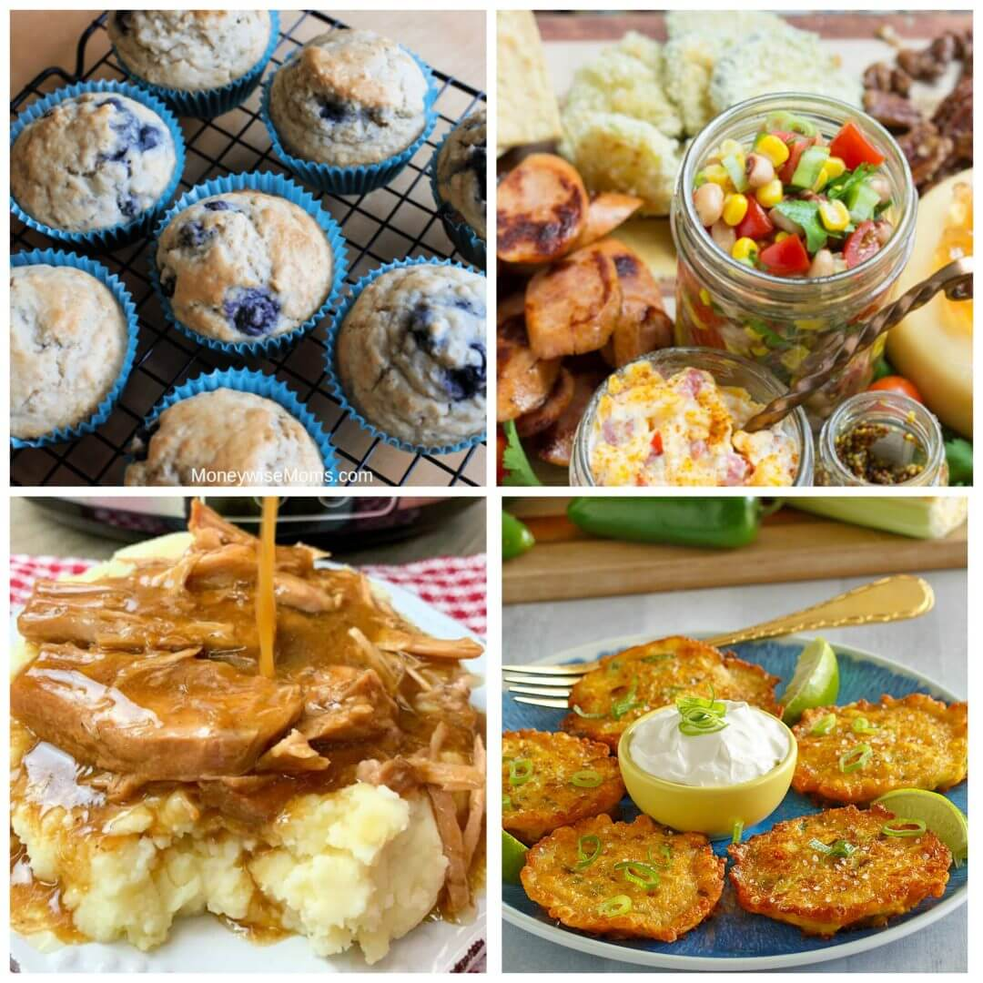 Cover photo for meal planning recipe post of Meal Plan Monday 174