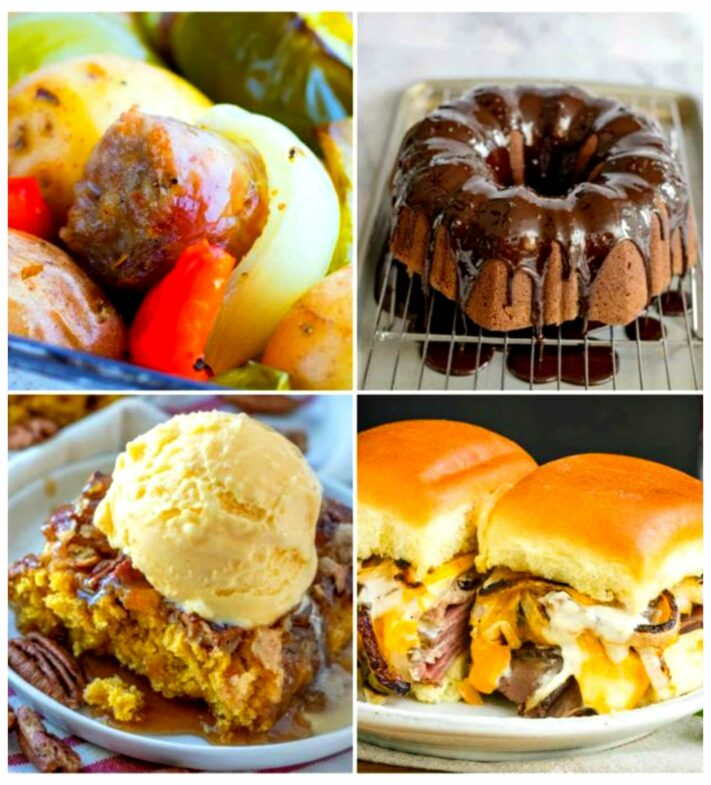 Featured recipes of Meal Plan Monday 186