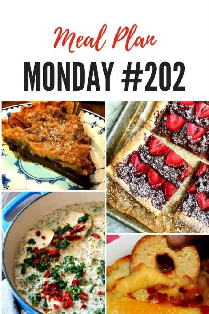Pinterest Meal Plan Monday  202