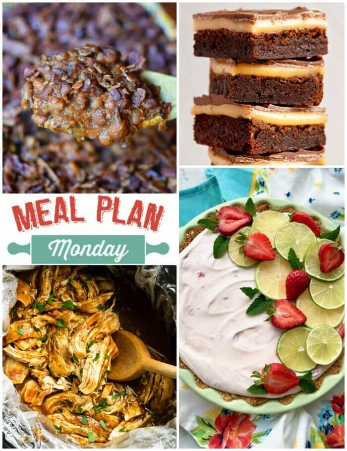 Meal Plan Monday 222 Featured Recipes Collage