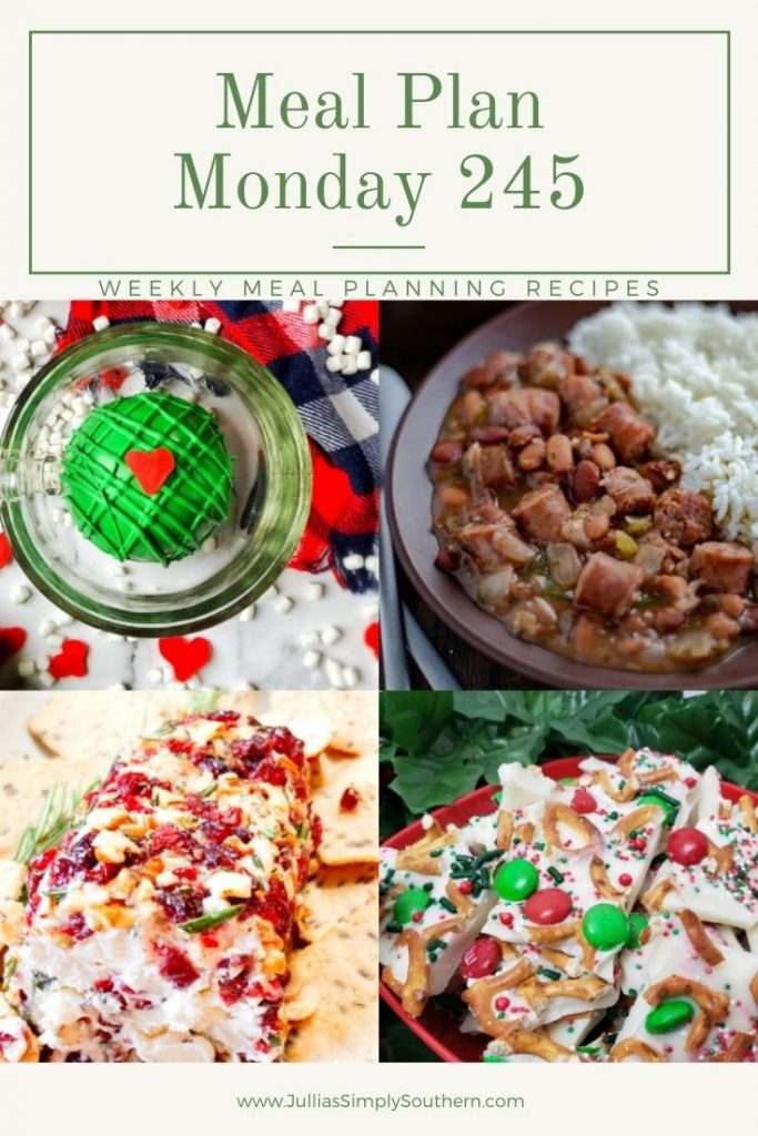 Meal Plan Monday 245 - Pin Cover