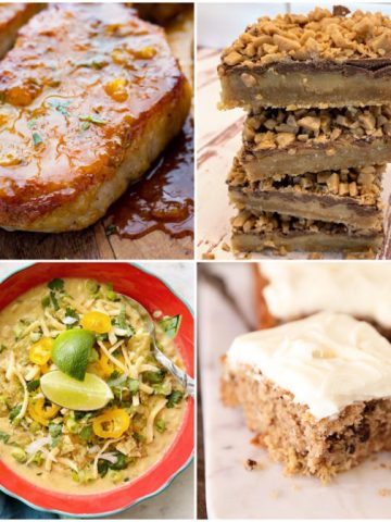 Meal Plan Monday 248 - Featured Recipes