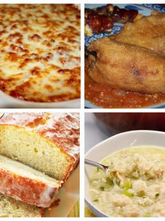Meal Plan Monday 252 featured recipes collage