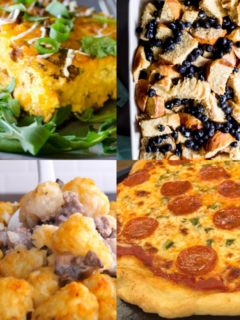 Meal Plan Monday 261 Featured Recipes Collage