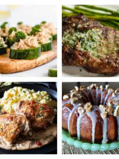 Meal Plan Monday 264 collage