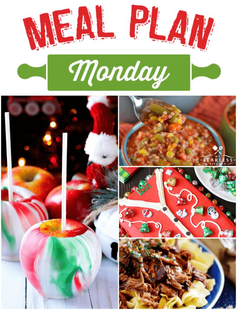 Meal Plan Monday #93