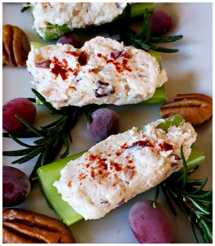 appetizers stuffed with savory filling