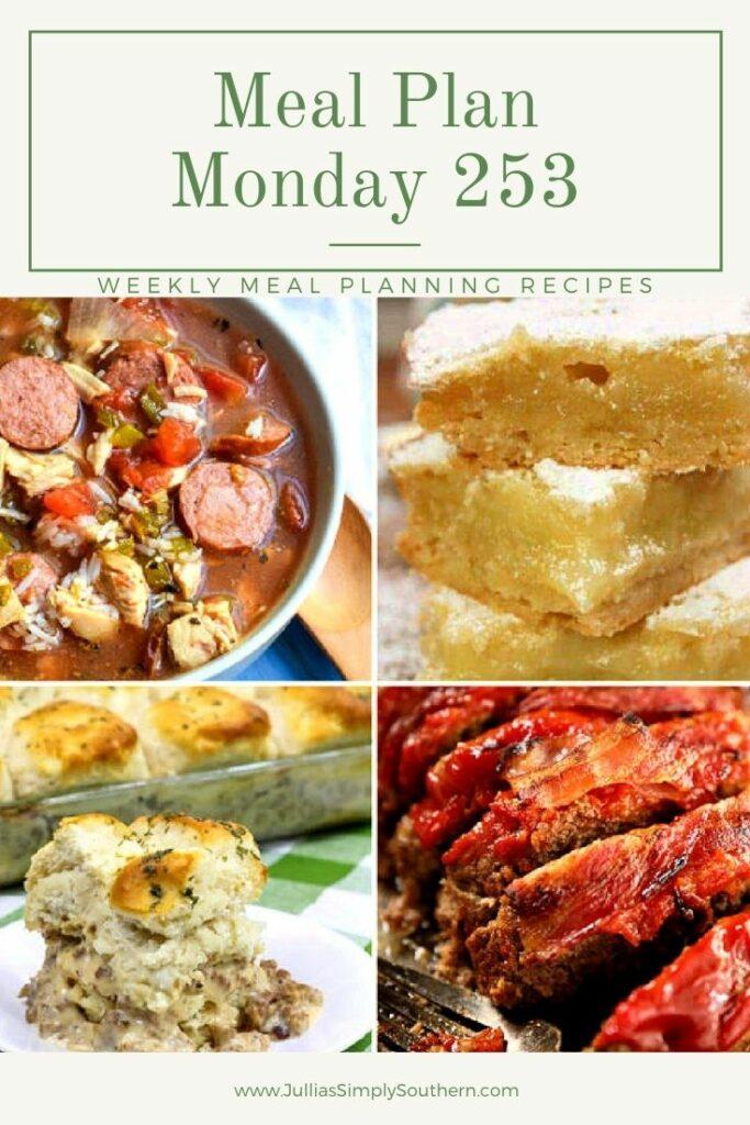 Meal plan Monday 253 - Pin Graphic