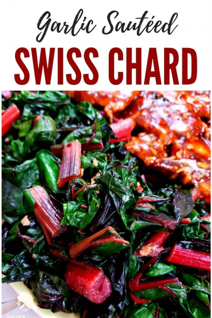 Pinterest - How to prepare Swiss Chard for a healthy side dish #swisschard #superfood #healthy #lowcarb #leafygreens