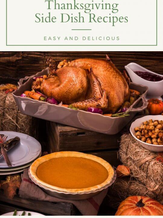 Thanksgiving Side Dish Recipes - Pinterest