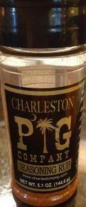 Charleston Pig seasoning blend