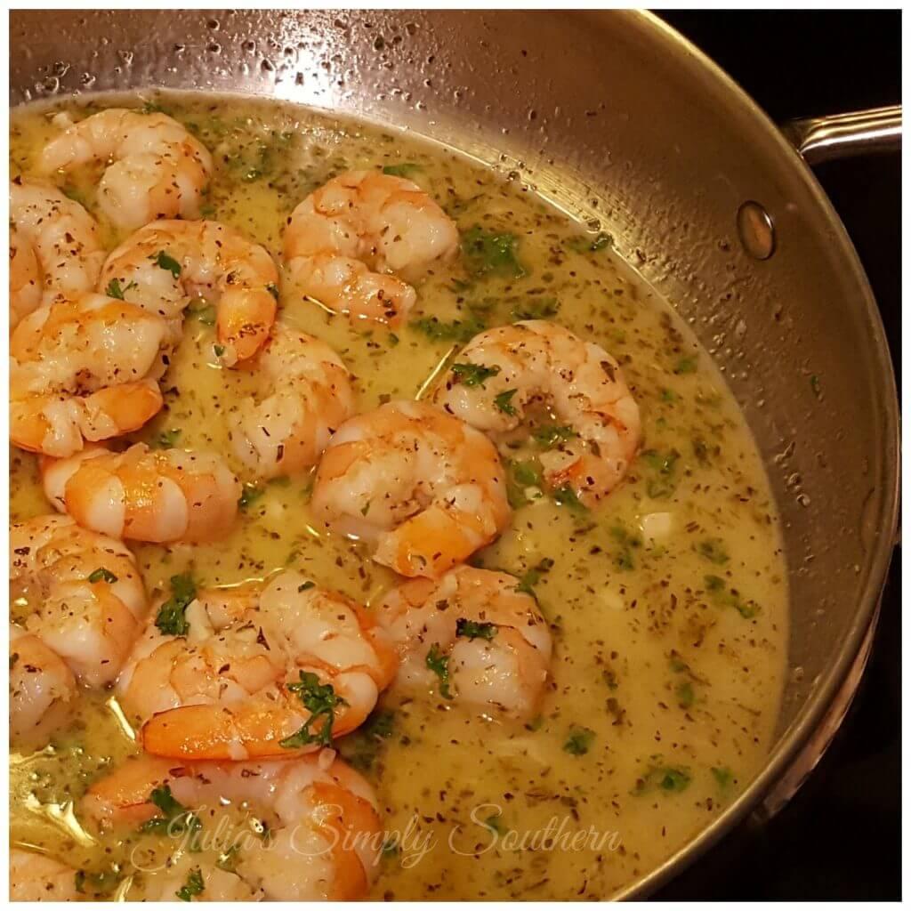 Shrimp Scampi Recipe, Easy,