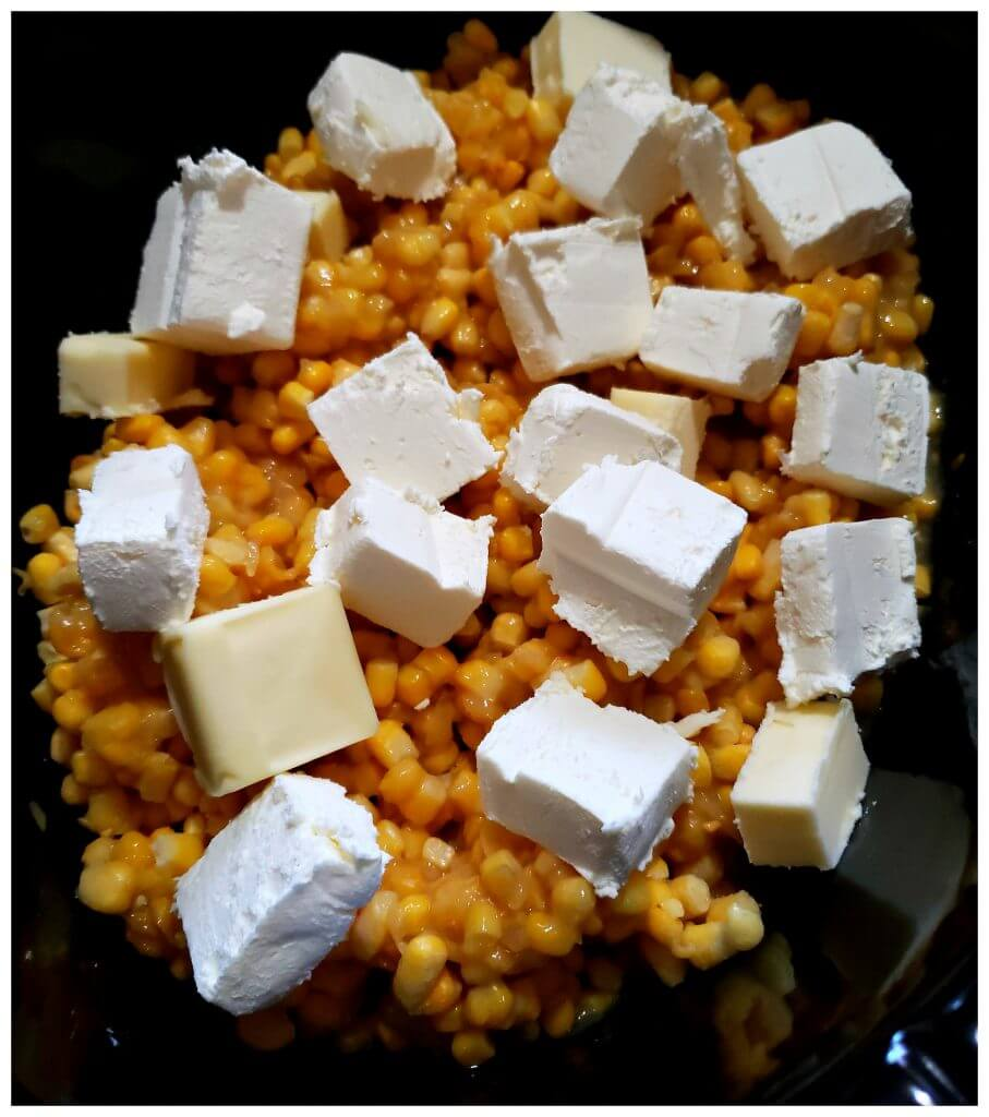 Recipe for slow cooker creamy corn