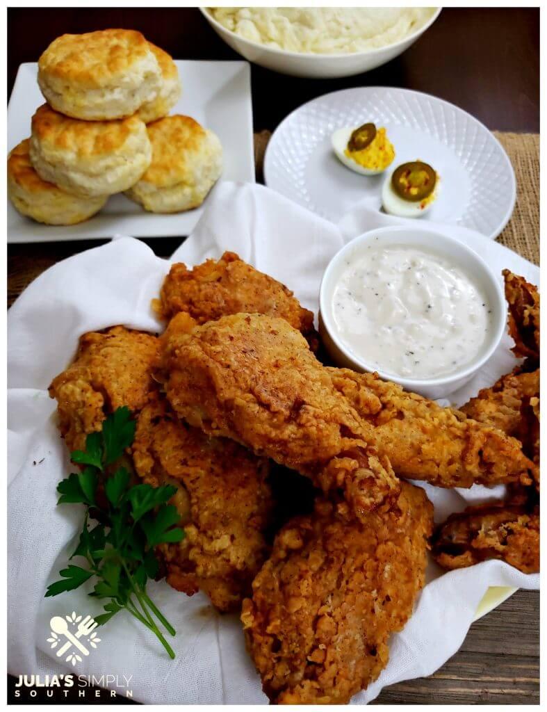 Best fried chicken recipe ever easy