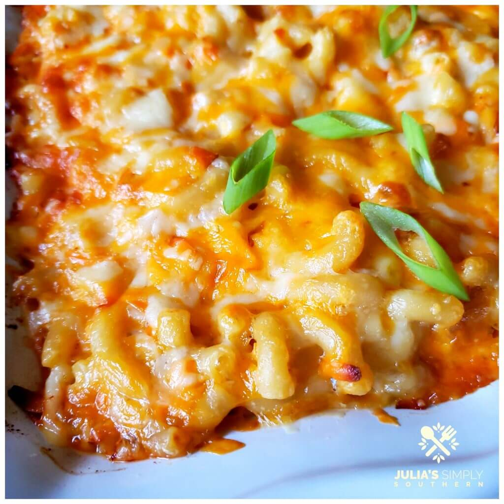 The best Baked Macaroni and Cheese Casserole