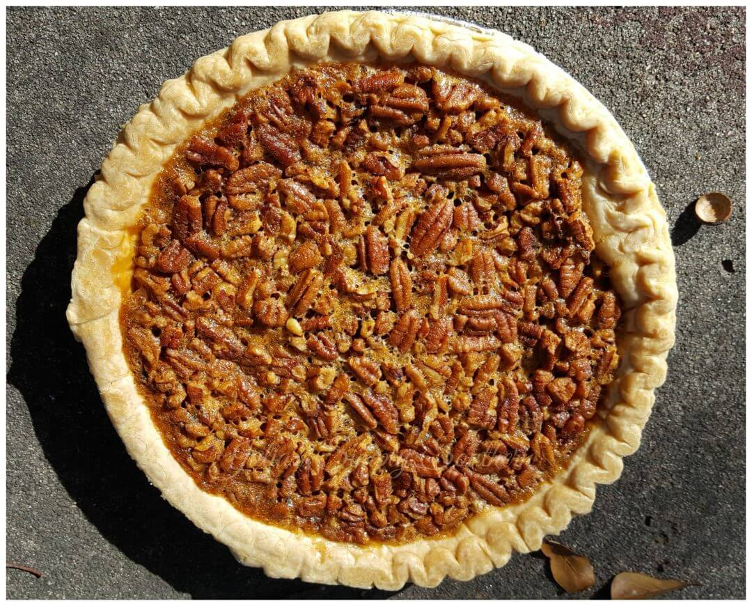 Classic Old Fashioned Pecan Pie