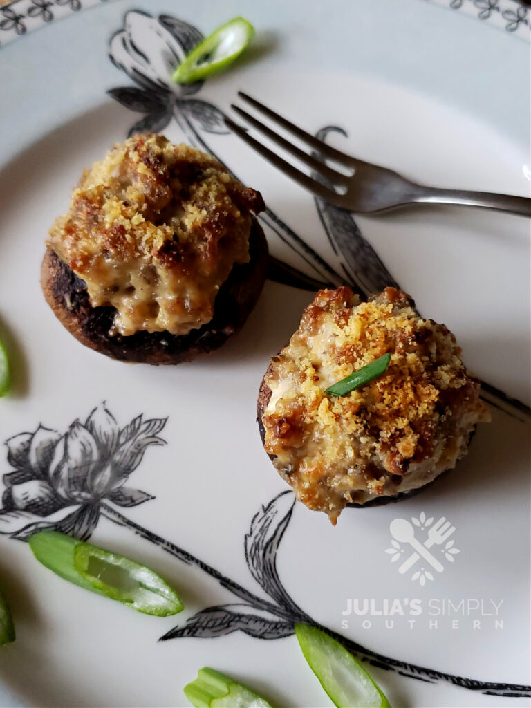 Best every Easy Sausage Stuffed Mushrooms appetizer recipe