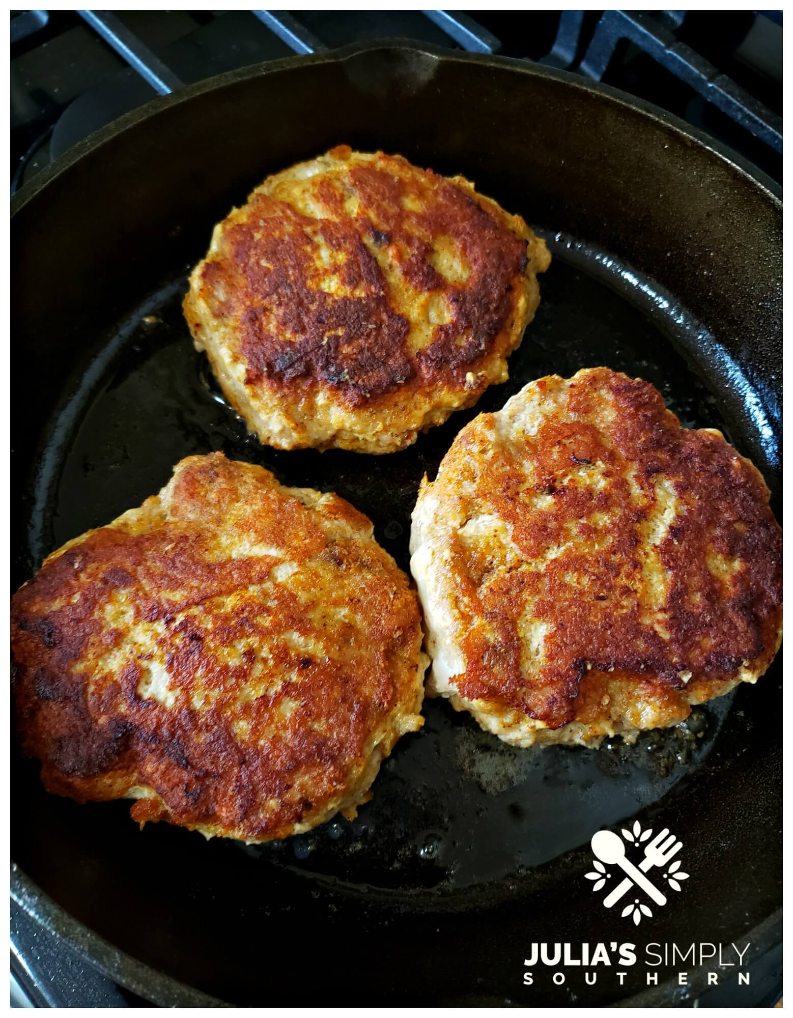 How to cook turkey burgers on the stove