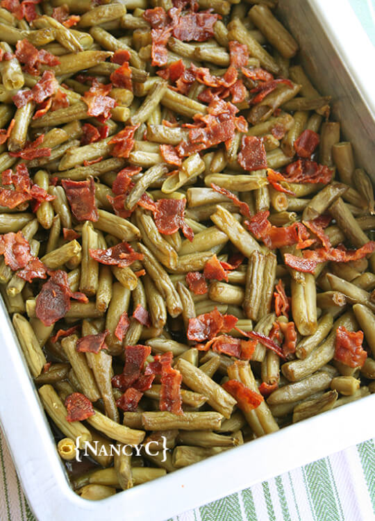 Arkansas Green Beans - Nancy C