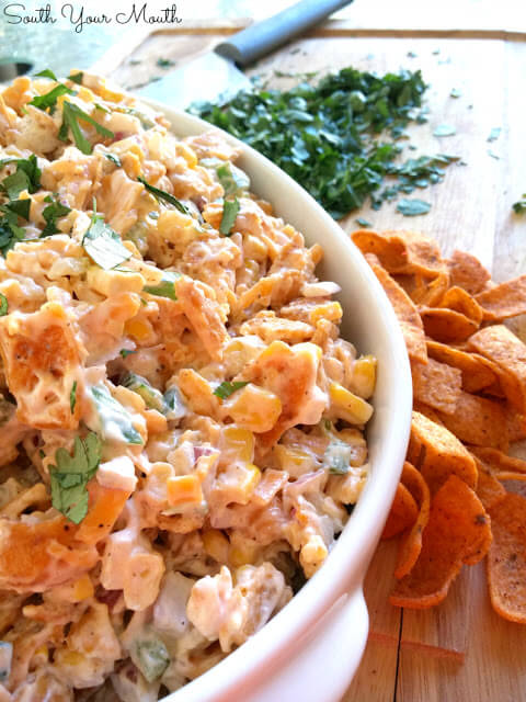 South Your Mouth - Frito Corn Salad