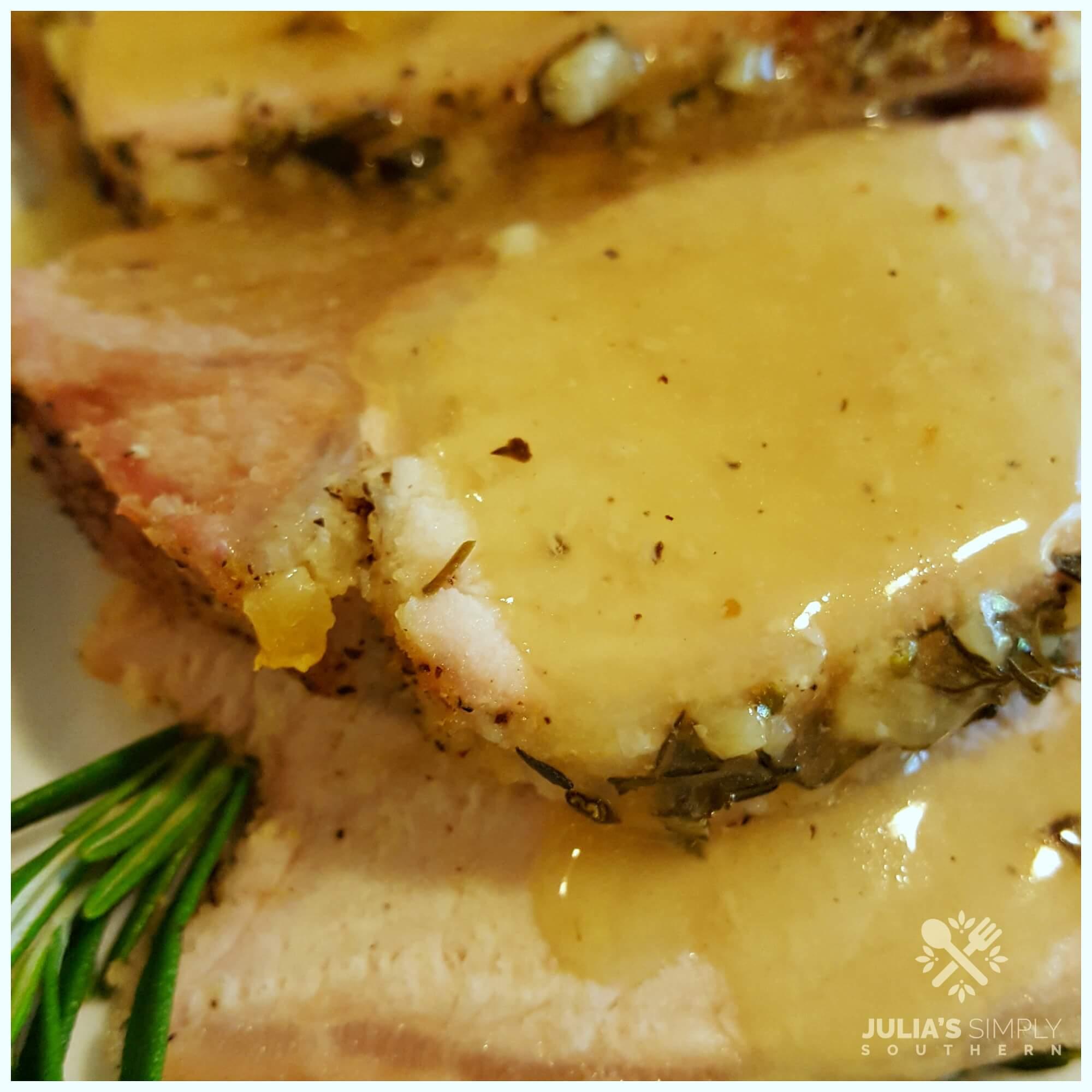 Pork Roast with pan gravy