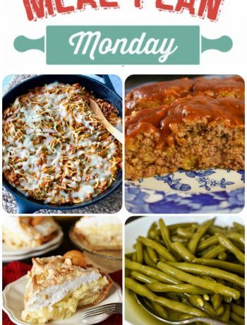 Meal Plan Monday #172 Enchilada Meatloaf