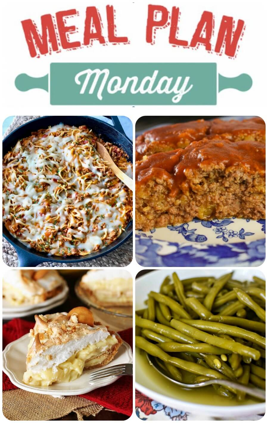 Meal Plan Monday #172 Enchilada Meatloaf