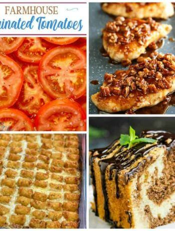 Meal Plan Monday #178 is filled with over 100 recipes shared by food bloggers to inspire your weekly meal planning