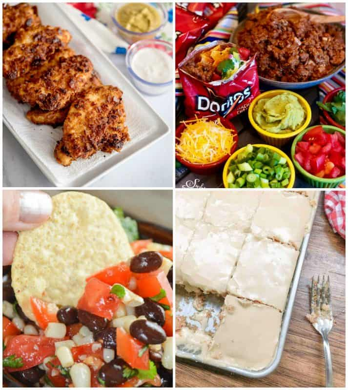 Meal Plan Monday 201 Walking Taco Bar cover photo