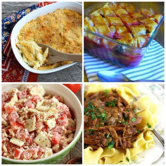 Meal Plan Monday 120 - Free recipes