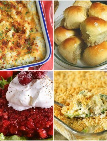 Meal Plan Monday #137 Easy Big Fat Yeast Rolls